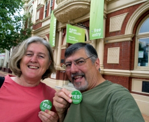 Voting YES for the Albury Art Gallery extensions