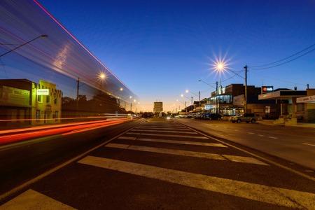 Murilla Street Nocturne